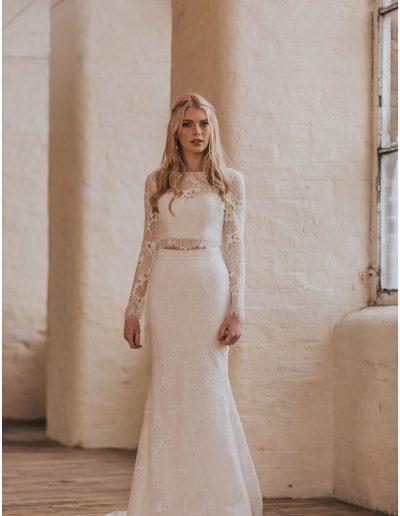 Shikoba wedding dresses, Harlowe
