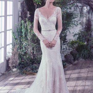 Maggie Sottero sale wedding dress, Roberta