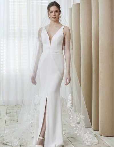 Savin London wedding dress, Haisley