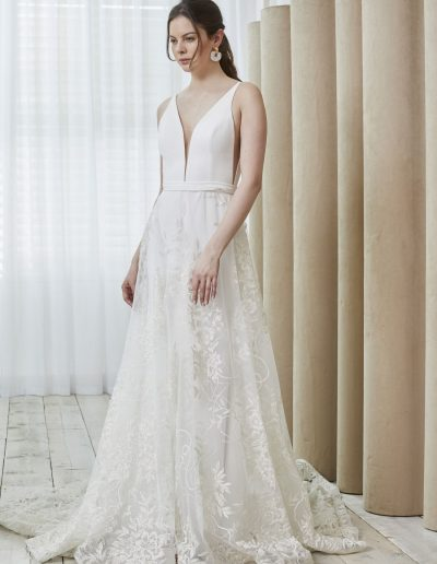 Savin London wedding dress, Lola
