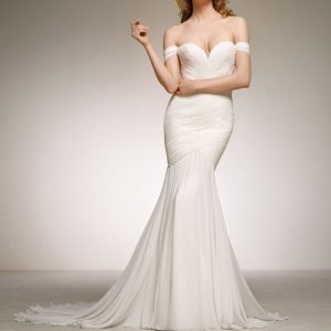 Pronovias sale wedding dress, Darlene