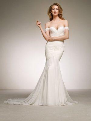 Pronovias sale wedding dress, Darlene