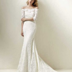Pronovias sale wedding dress, Dracane