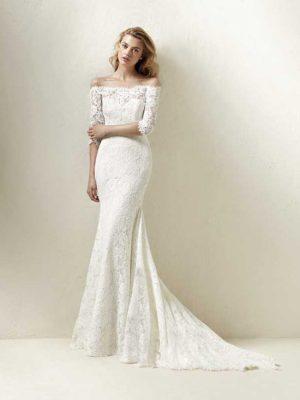 Pronovias sale wedding dress, Dracane