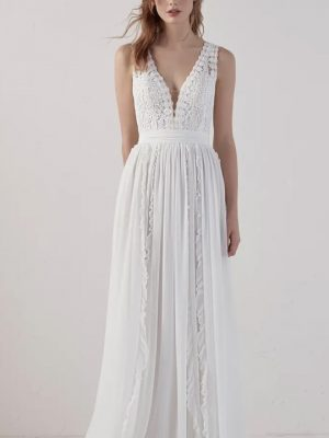 Pronovias sale wedding dress, Elbet