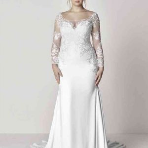 Pronovias sale wedding dress, Euli Plus