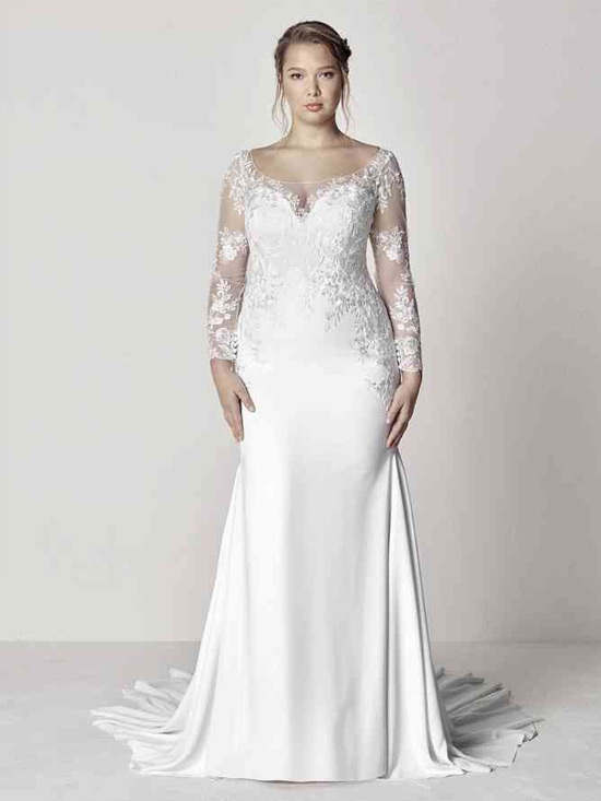 Pronovias sale wedding dress, Euli Plus