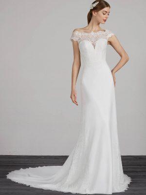 Pronovias sale wedding dress, Modena