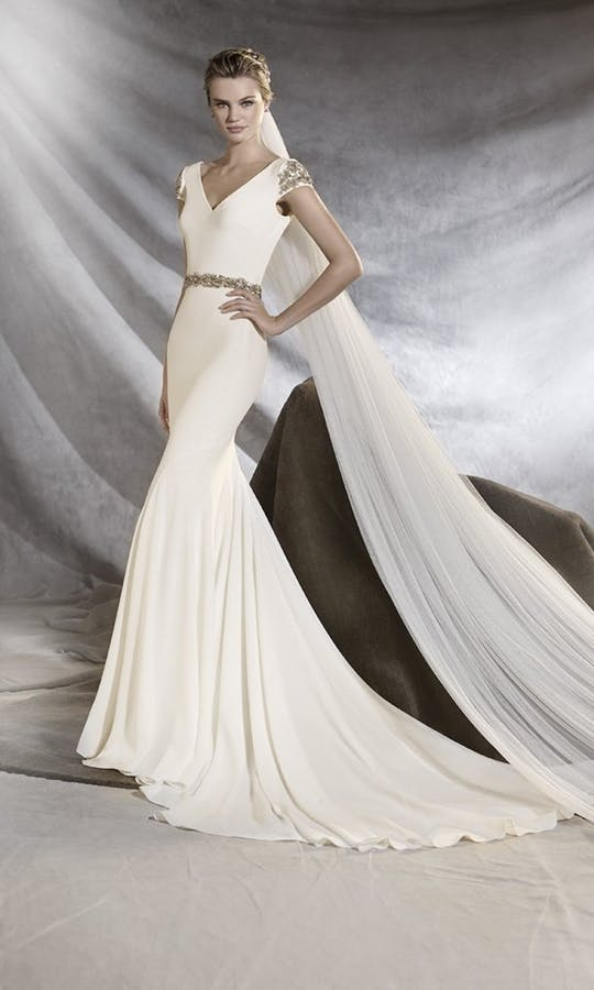 Pronovias sale wedding dress, Orville