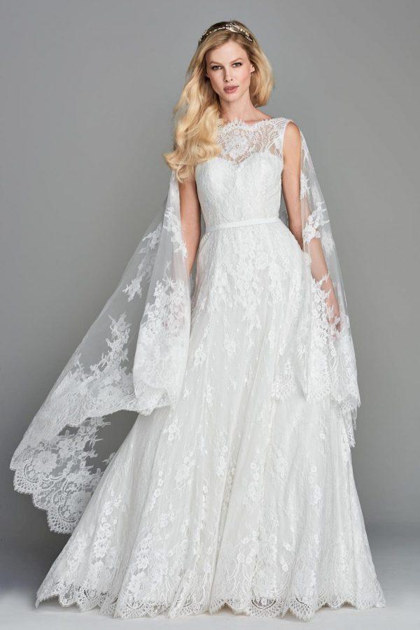 Watters Wtoo sale wedding dress, Ilona