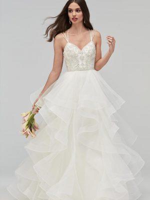 Watters Wtoo sale wedding dress,