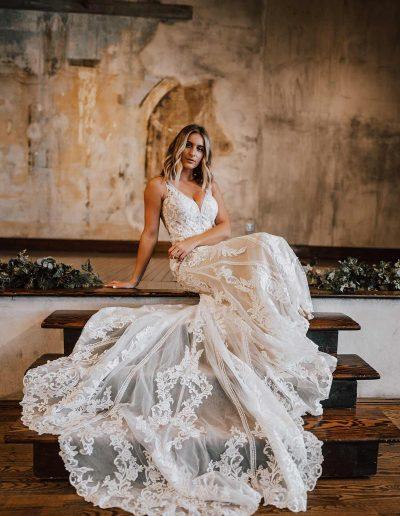 Essense of Australia bridal gown, D3238