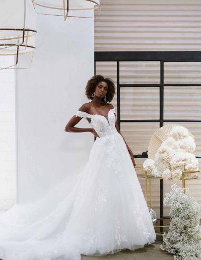 Essense of Australia bridal gown, D3314