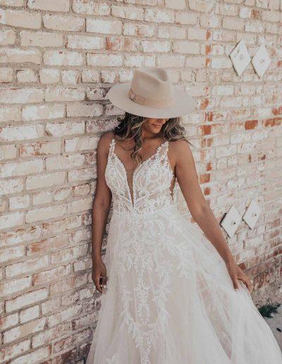 Essense of Australia bridal gown, D3324