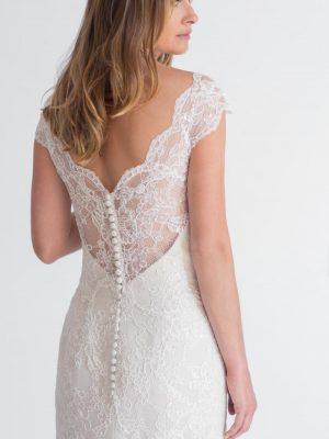 Augusta Jones sale wedding dress, Sawyer