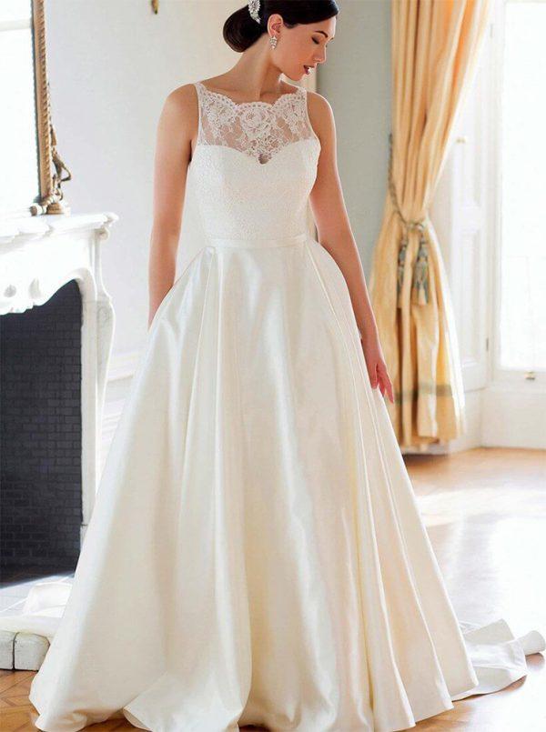 Augusta Jones sale wedding dress, Bonnie