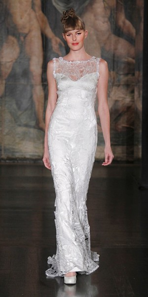 Claire Pettibone sale wedding dress, Sky Between the Branches