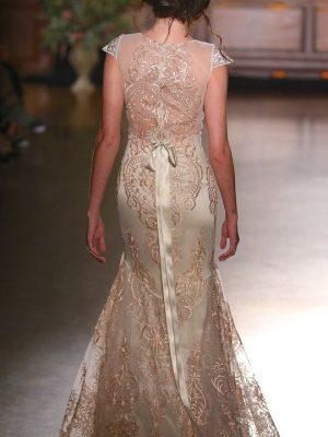 Claire Pettibone sale wedding dress, Vanderbilt