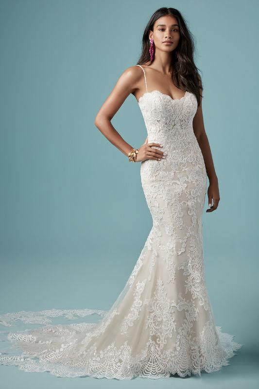 Maggie Sottero sale wedding dress, Kiera