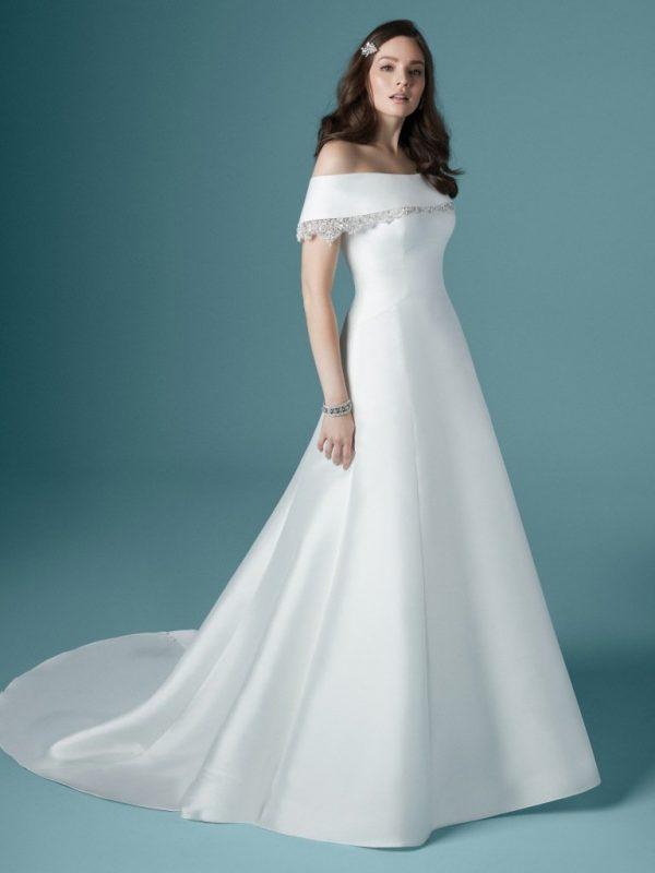 Maggie Sottero sale wedding dress, Rachel