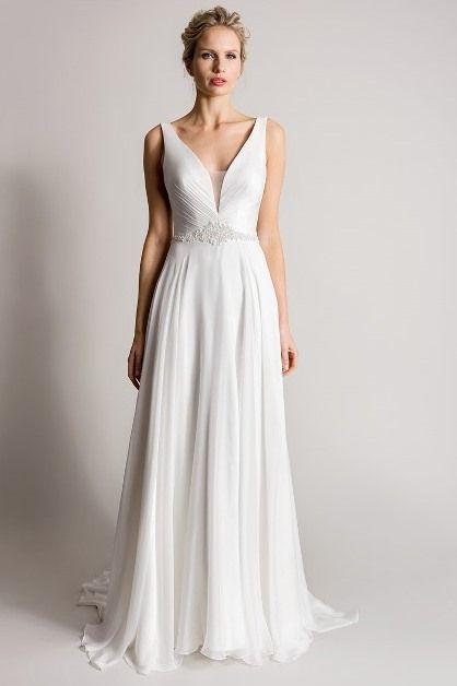 Suzanne Neville sale wedding dress, Snowdrop
