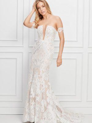 Watters Wtoo sale wedding dress, Avalon